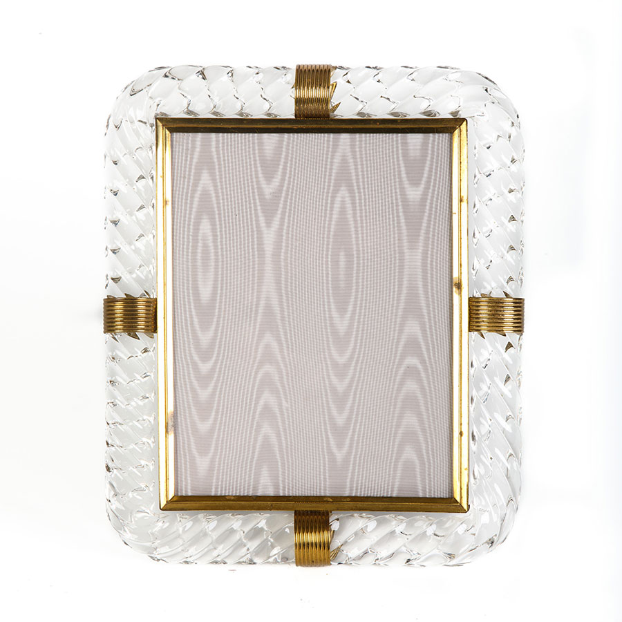 Murano Frame The Silver Fund